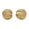 Vintage 18k Yellow Gold Earring + Montreal Estate Jewelers