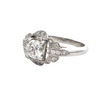0.86 ct Diamond ring 'Edwardian Homage' by Daisy Exclusive