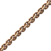 Vintage 14K Yellow Gold Cable Link Pocket Watch Chain + Montreal Estate Jewelers