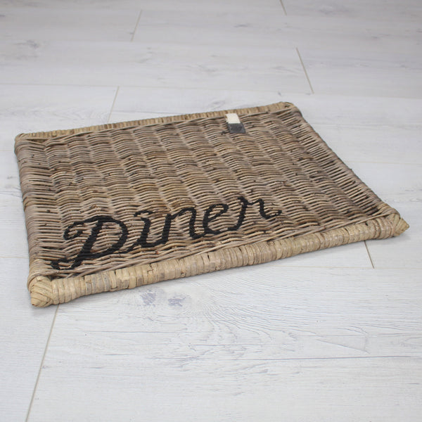 Key Largo Rattan Placemats