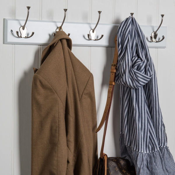 Bretton Hat & Coat Hook Rack