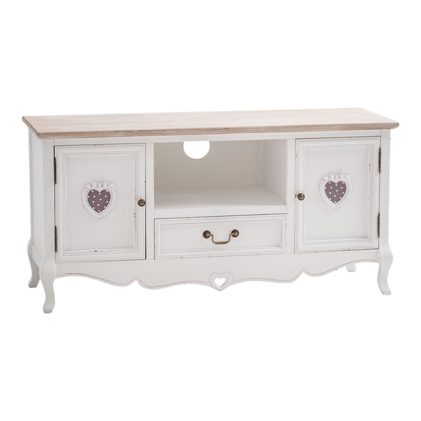 Vermont Shabby Chic TV & Media Cabinet