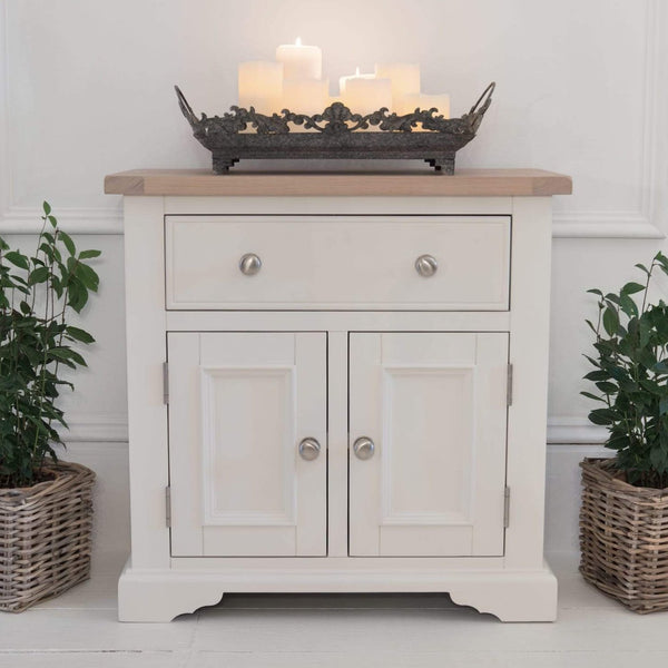 Faversham Cabinet In Old White