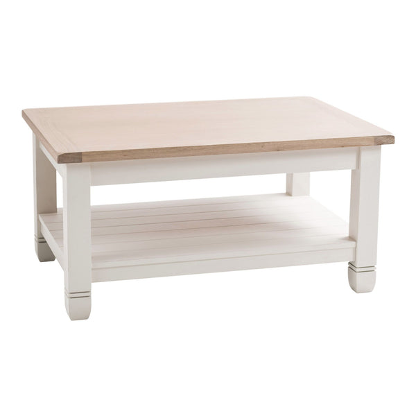 Faversham Coffee Table In Old White