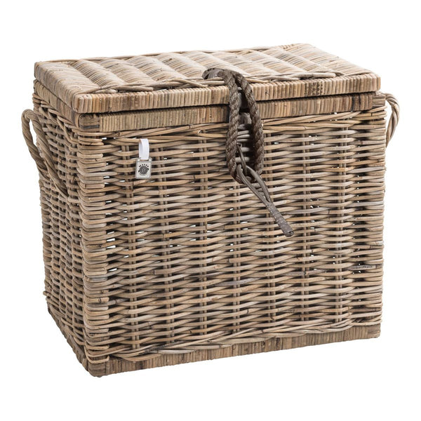 Key Largo Kubu Rattan Storage Trunk