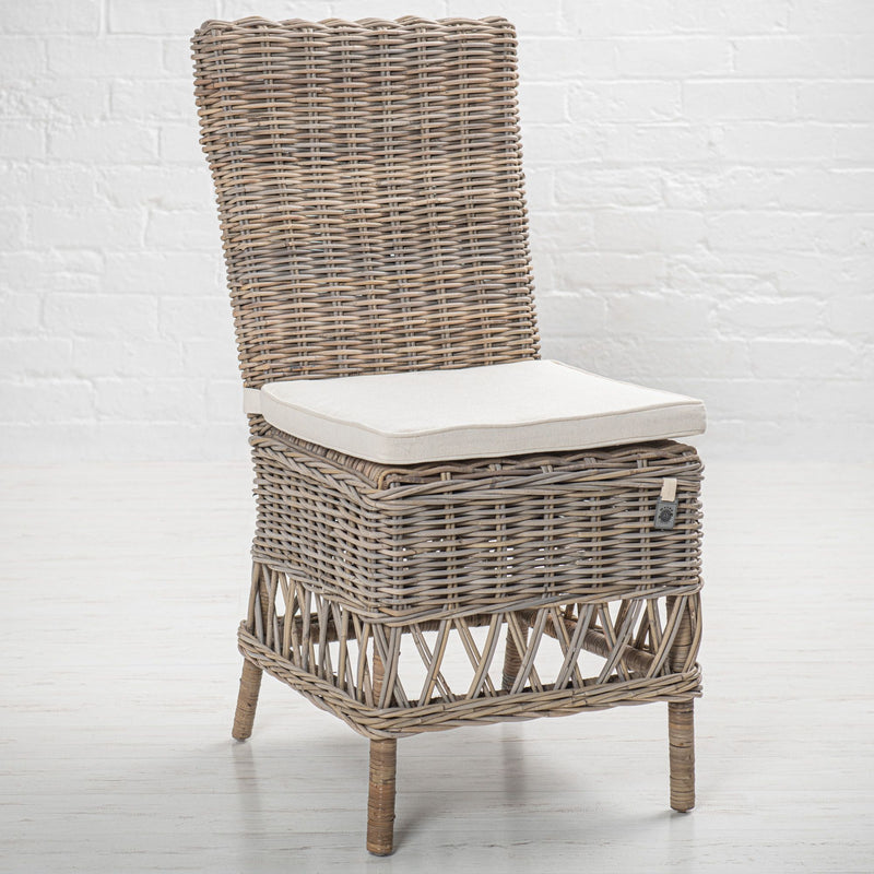 Key Largo Dining Chair With Cushion