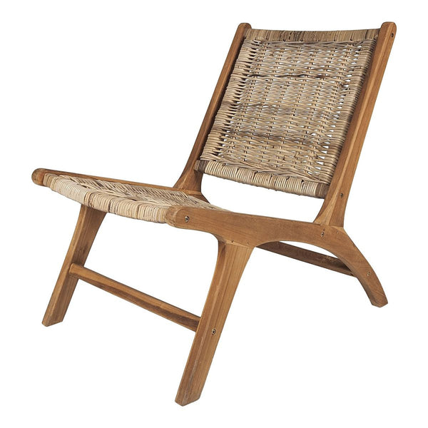 Key Largo Rattan Lounge Chair