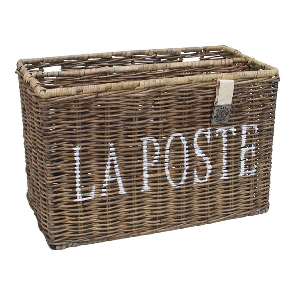 Key Largo Rattan Letter Tray
