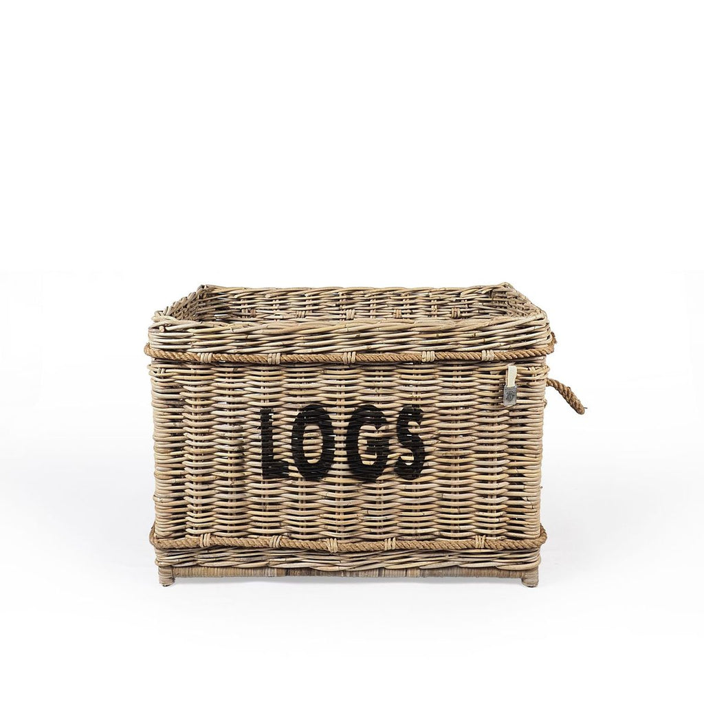 Key Largo 'Logs' Rope Log Basket