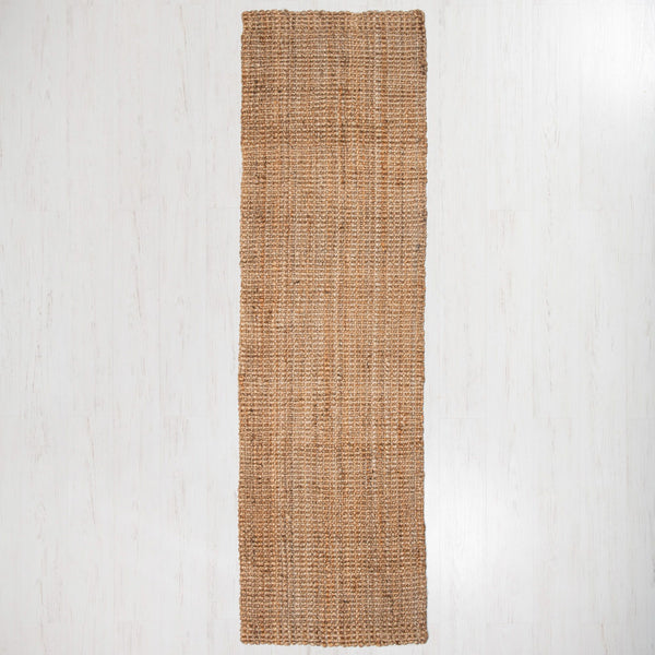 Westport Chunky Jute Boucle Natural Runner