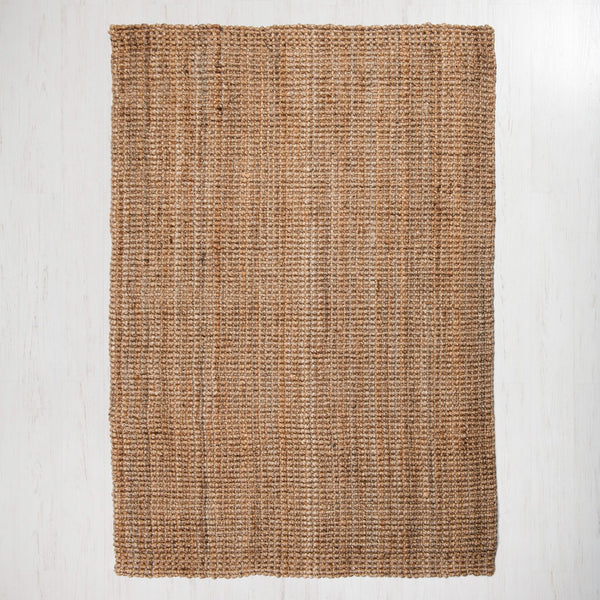Westport Chunky Jute Boucle Natural Rug - Medium