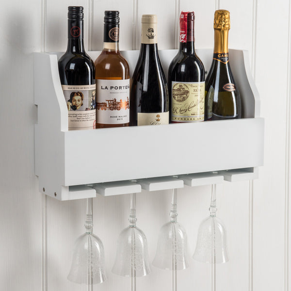 Rumford Wine Rack In Paris White™