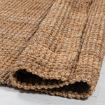 Westport Chunky Jute Boucle Natural Rug - Large