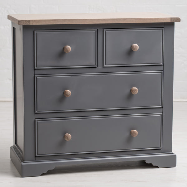 Faversham Chest Of Drawers In Dove Grey