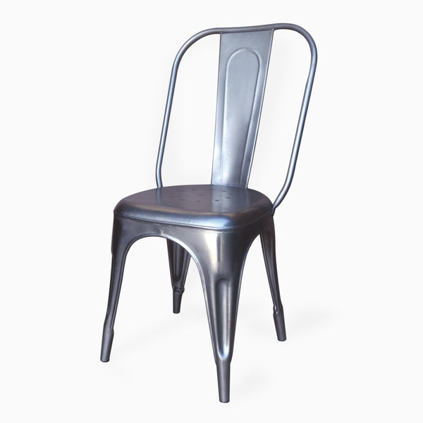 Xavier Pauchard Tolix Style Iron Chair