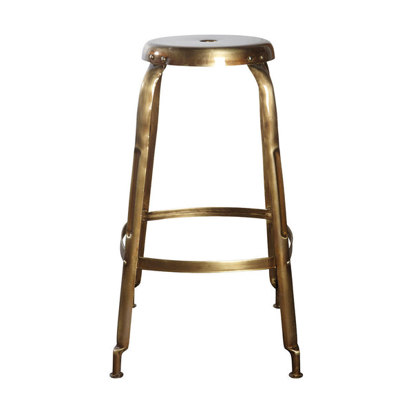 Stool - Vanguard - Gold