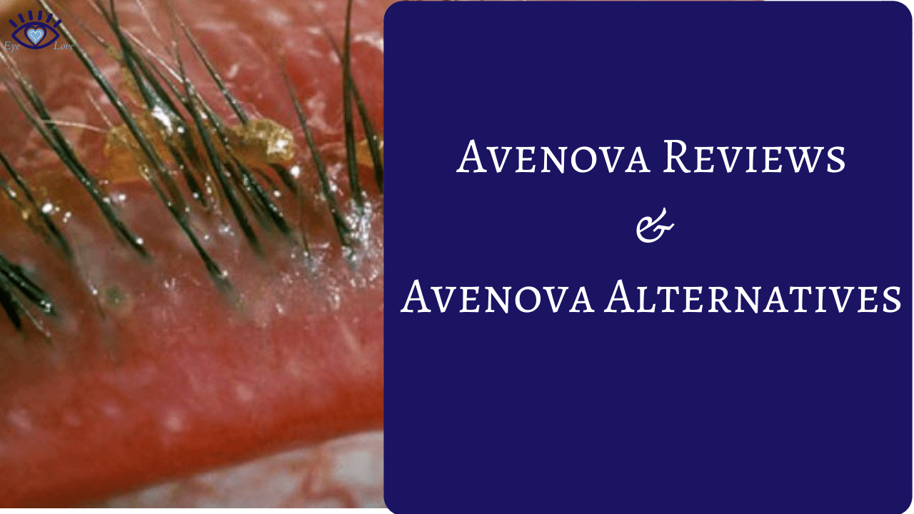 Avenova Reviews and Avenova Alternatives, Like OTC Heyedrate Cleanser