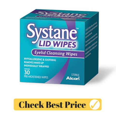 Systane Wipes