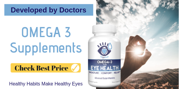 Heyedrate Omega Eye Health Vitamins