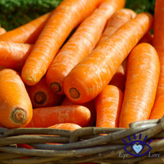 Carrots Help Vision