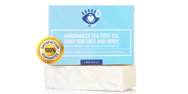 Heyedrate Tea Tree Soap