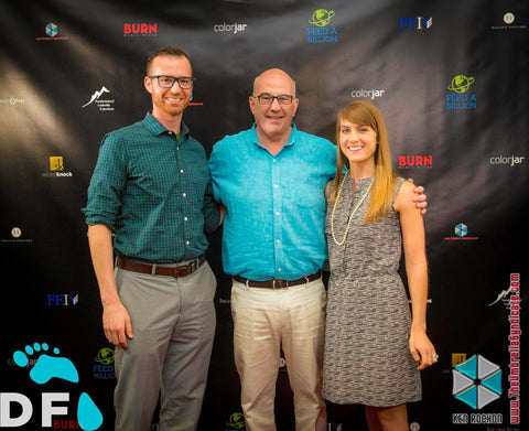 Jeff Hoffman (Priceline), Dr. Jenna Zigler, Dr. Travis Zigler, Digital Footprint Conference