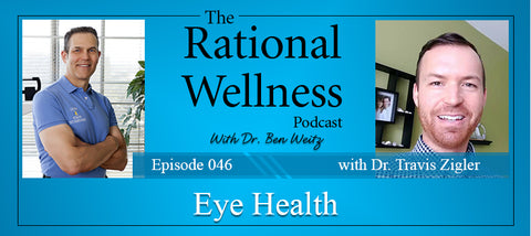Rational Wellness Podcast 046: Eye Health with Dr. Travis Zigler