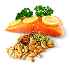 How much omega 3 is recommended?