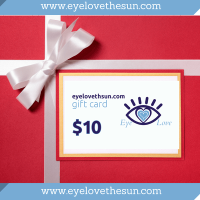 Gift Card for Eye Love Gift Card Eye Love