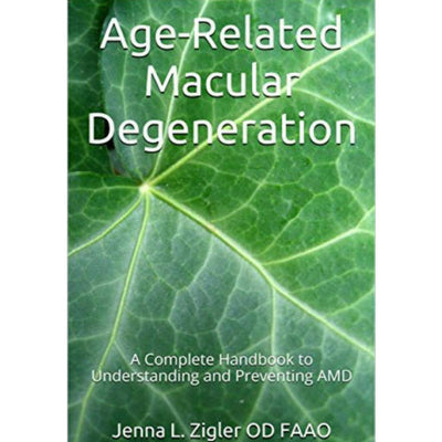 Age-Related Macular Degeneration eBook (PDF) by Dr. Jenna Zigler Books Eye Love