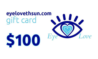 Gift Card for Eye Love Gift Card Eye Love $100.00