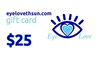 Gift Card for Eye Love Gift Card Eye Love $25.00