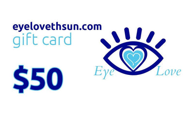Gift Card for Eye Love Gift Card Eye Love $50.00