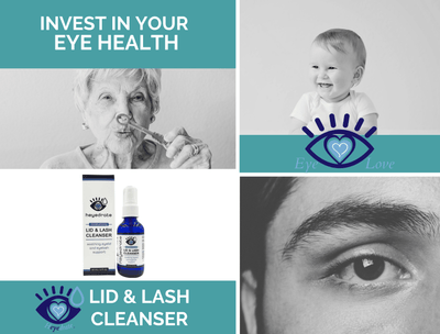 Subscription Heyedrate® Lid & Lash Cleanser (2 oz GLASS Bottle) - $24.97 Dry Eye Supplement Heyedrate