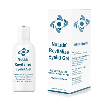 Nulids Revitalize Eyelid Gel Eye Love