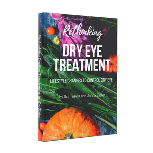 Rethinking Dry Eye Treatment Paperback Book PLUS 1oz Heyedrate Lid & Lash Cleanser Books Eye Love, LLC