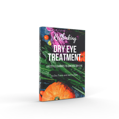 Rethinking Dry Eye Treatment: Book + Eye Relief Kit + FREE Audio Book MP3 Books Eye Love, LLC