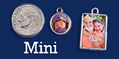 Mini Photo Jewelry