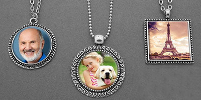Photo Jewelry Necklaces