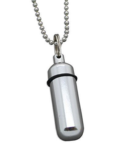 Memorial Ashes Holder Urn Vial Necklace Pendant