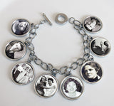 Photo Charm Bracelet Kit - Photo Jewelry Making