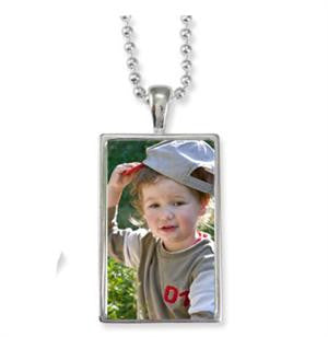 Make Your Own Scrap Book Picture Necklace Kit! Makes 10