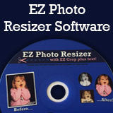 EZ Photo Resizer With EZ Crop Program - Download Windows Version 6..0 - Photo Jewelry Making