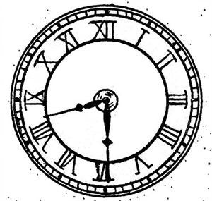 Free Vintage Clock Face Image To Download - Photo Jewelry Making