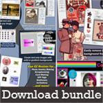 Photo Jewelry Software Bundle EZ Resizer-CM- Scissor Genie and Photo Colorizer Download For Mac - Photo Jewelry Making