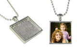 Makes 10 Scrapbook Photo Necklaces Business Kit