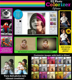 EZ Photo Colorizer MAC Software Download - Photo Jewelry Making