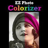 EZ Photo Colorizer Software Download - Photo Jewelry Making