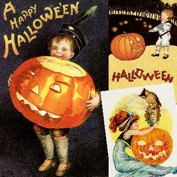 Halloween Graphics Over 35 Vintage Images Download