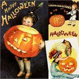 Halloween Graphics Over 35 Vintage Images Download - Photo Jewelry Making